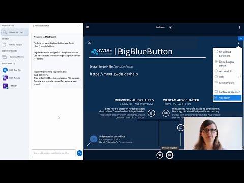 Big Blue Button - Tutorial